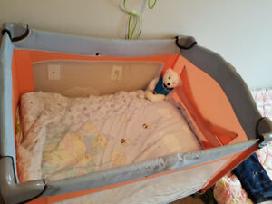 BABY PLAYPEN. CAN USED AS BABY BED