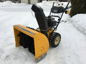 10hp Club Cadet Snowblower For Sale
