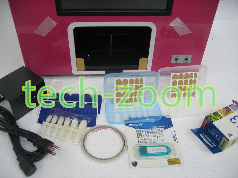 UPGRADED nail printer,intelligent nail printing machine,digital nail printer t
