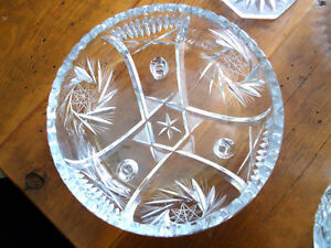 Crystal Bowls Kitchener / Waterloo Kitchener Area image 3