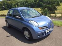 2006 Nissan Micra 1.2 16v S 5dr Automatic