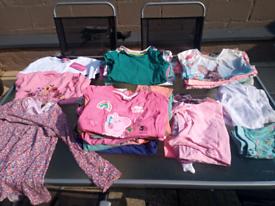 Summer bundle girls 4-5 clothes 45 items