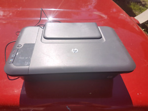 HP desk jet 1055 scanner/printer $25