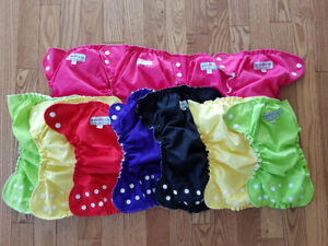 Apple Cheeks Cloth Diapers