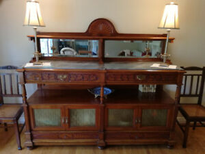 Italian Antique Credenza REDUCED! MUST SELL!