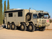 Cabover/Military 4x4