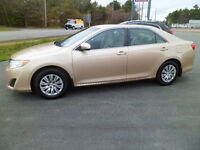 SOLD!!  2012 Toyota Camry LE Sedan City of Halifax Halifax Preview