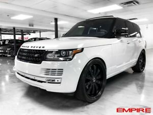 Land Rover Range Rover TD6 HSE 4WD  2016