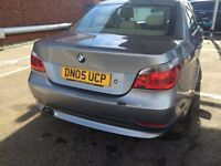 Bmw 525 diesel on year mot