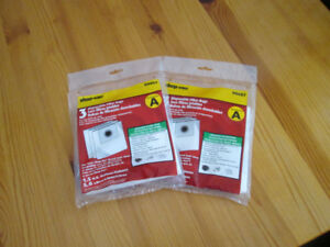 Shop Vac - filter bags type 'A'