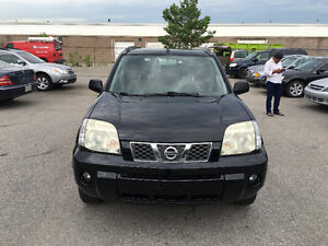 2005 Nissan Xtrail CERTIFIED, E TESTED,WARRANTY, NO ACCIDENT