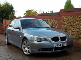BMW 530 3.0 auto 2004 i SE Grey - 71K, FSH, High Spec!