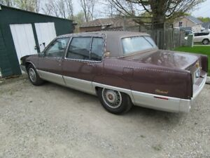 1989 Cadillac Fleetwood for sale