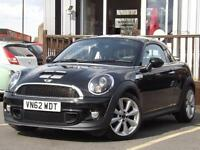 2012 Mini Coupe 1.6 Cooper S 3dr 3 door Coupe