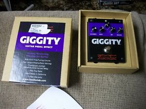 VooDoo Lab GIggity overdrive pedal
