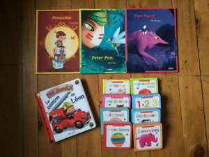 baby books (french)