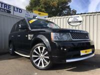 Land Rover Range Rover Sport 3.0TD V6 auto 2011MY Autobiography Sport