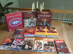 Hockey - Lafleur - Mouton - Canadiens  100ans Coupe collection