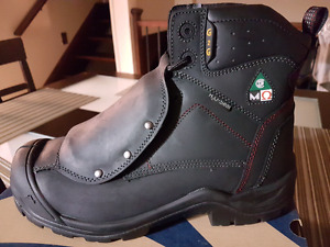 New Safety boots!