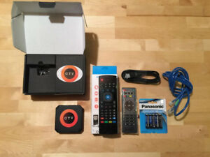 Regina GTV android Box, $100 OFF for Kijiji buyers only!