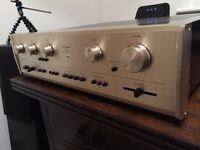 ACCUPHASE E203 Vintage High End Amplifier,Very rare.