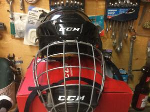 Kids hockey helmets