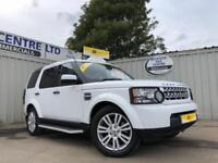 Land Rover Discovery 4 3.0SDV6 ( 255bhp ) auto 2013MY COMMERCIAL VAN