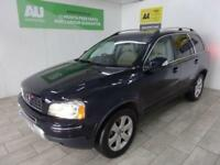 BLACK VOLVO XC90 2.4 D5 SE LUX AWD 5D ***FROM £70 PER WEEK***