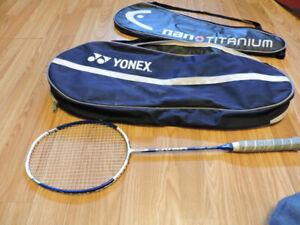 Raquette de Badminton Head Metalix (2 sacs inclus)