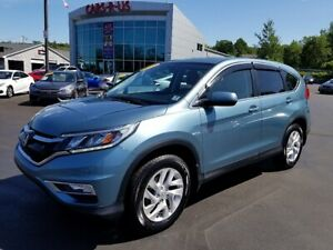 2015 Honda CR-V EX-L / AWD / Leather / Heated Seats