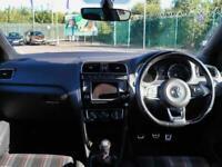 2016 Volkswagen Polo Volkswagen Polo 1.8 TSI 190 GTI 3dr Hatchback Petrol Manual