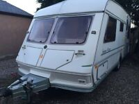 Supreme viceroy 5 berth caravan
