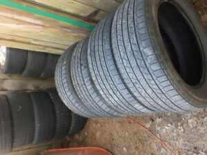 Tires 4 18 inch