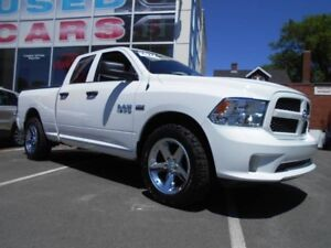 2017 RAM 1500 RAM 1500 SPORTY 20'' WHEELS SPARY IN LINER