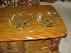 NEW Serving bowls and bowl covers--Excellent Gifts Prince George British Columbia image 3