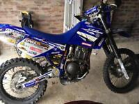 Yamaha TT 250 R 04 reg stickers on it 7000 miles quick sale price