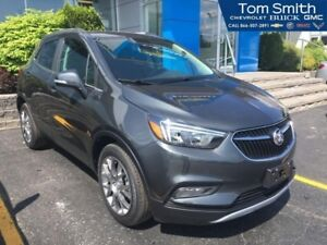 2017 Buick Encore Sport Touring  -  Fog Lamps