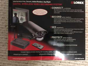 Security Camera system for home or shop - Lorex