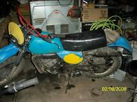 yamaha iT 175cc 2 stroke