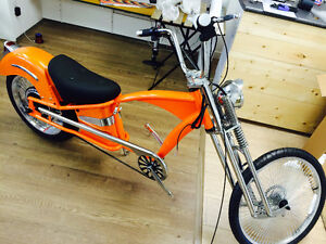 electric chopper-electric bike-ebike - $899