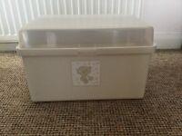 Baby Bath Box
