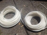 "1/2"" & 3/4"" hot water pipes"