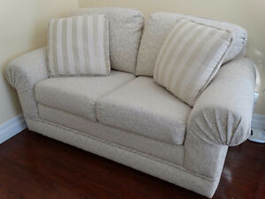 Couch, Loveseat, Chair