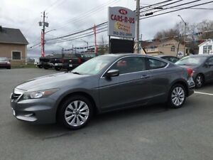 2011 Honda Accord EX 2dr  FREE 1 YEAR PREMIUM WARRANTY INCLUDED!