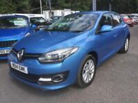 2014 Renault Megane 1.5 dCi Dynamique TomTom Energy 5dr 5 door Hatchback