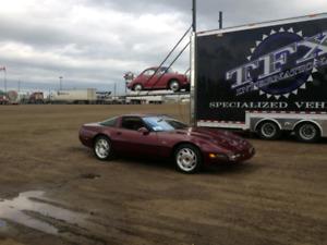 40th Anniversary Chev Corvette