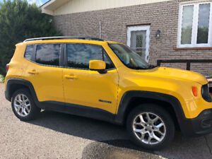 Jeep Renegade North