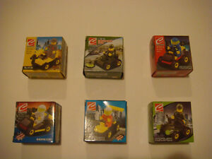Companion Building Block Collectable Sets