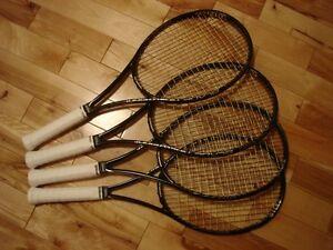 Raquettte de tennis Wilson Blade 98 Spin Effect (25.00$ chacune)