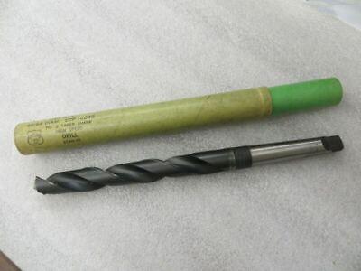 4964 2 Morse Taper High Speed Drill Bit U.s.a.